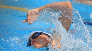 クロール(自由形)の泳ぎ方
